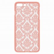 Чехол-накладка Apple iPhone 7 Plus Кружево 9420 розовый