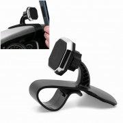 Автодержатель магнитный на приборную панель 987061 Black