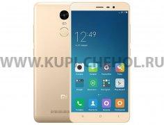 Телефон Xiaomi Redmi Note 3 16Gb Gold