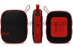 Колонка универсальная Bluetooth Remax RB - X2  красная