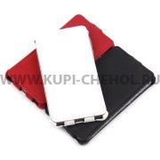 Чехол флип Lenovo S856 1358 красный