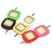 Вспышка LED Flash для селфи 8896 чёрный