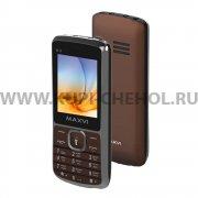 Телефон Maxvi K11 Brown
