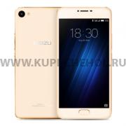 Телефон Meizu U10 32GB Gold