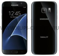Телефон Samsung Galaxy G930F Galaxy S7 DS Black 32Gb