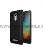 Чехол-накладка Xiaomi Redmi Note 3 9508 черный