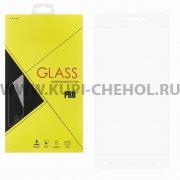Защитное стекло Xiaomi Redmi 4 Pro Glass Pro Full Screen белое 0.33mm