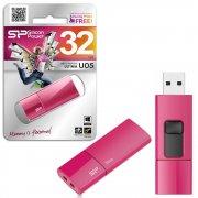 Флеш Silicon U05 Ultima 32Gb Peach USB 2.0