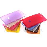 Чехол пластиковый NOKIA 625 Lumia ультратонкий белый 6812