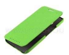 Чехол книжка HTC One M9 UpCase зелёный