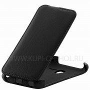 Чехол  откидной  Alcatel  4035D  Derbi  чёрн