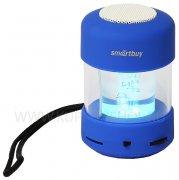 Колонка универсальная SmartBuy SBS-1030 Candy Punk синяя
