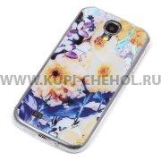Чехол силиконовый Samsung Galaxy S4 i9500 8016