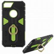 Чехол-накладка Apple iPhone 7 9379 зелёный