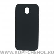 Чехол-накладка Samsung Galaxy J5 2017 11010 черный