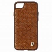 Чехол-накладка Apple iPhone 7 9816 коричневый