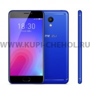 Телефон Meizu M6 16GB Blue