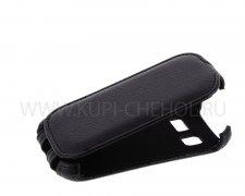Чехол флип Alcatel One Touch 4015D Derbi чёрный