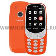 Телефон NOKIA 3310 DS Red