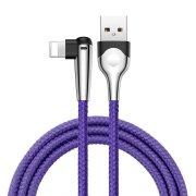 Кабель USB-iP Baseus MVP Mobile CALMVP-D03 Purple 1m