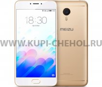 Телефон Meizu M3 Note 32GB Gold