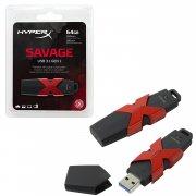 Флеш Kingston HyperX 64Gb USB 3.1