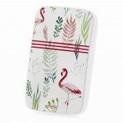 Power Bank 10000 mAh Proda PPL-23 Розовые фламинго