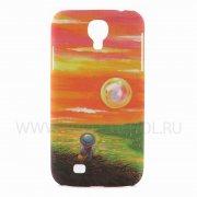 Чехол-накладка Samsung Galaxy S4 i9500 134013 фосфор
