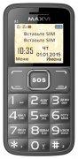 Телефон Maxvi B2 Grey
