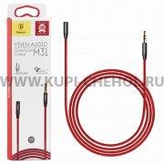 Аудио удлинитель Baseus CAM31-91 Red 1.5м