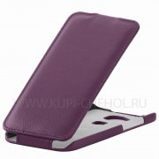Чехол флип Huawei G8 UpCase фиолетовый