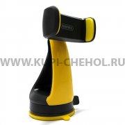 Автодержатель Remax RM-C15 черный