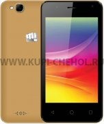 Телефон Micromax Q401 Canvas Pace mini Coffee