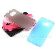 Чехол-накладка Samsung Galaxy S6 Edge G925 6914 розовый