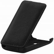 Чехол флип NOKIA 530 Lumia Derbi Full чёрный