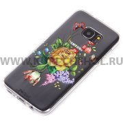 Чехол-накладка Samsung Galaxy S7 Edge 9148