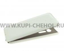 Чехол флип ASUS Zenfone 2 ZE500CL UpCase белый