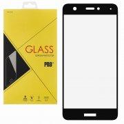 Защитное стекло Huawei Nova Glass Pro Full Screen чёрное 0.33mm
