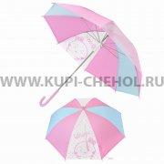 Детский зонт WK WT-U6 Pink
