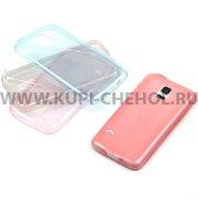 Чехол-накладка Samsung Galaxy S5 G900 8291 красный