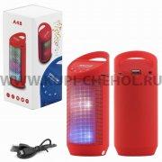 Колонка универсальная Bluetooth A48 8997 красная