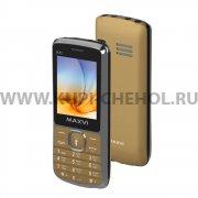 Телефон Maxvi K11 Gold