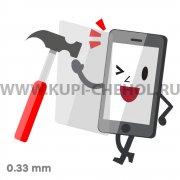 Защитное стекло Xiaomi Mi3 Glass Pro 0.33mm