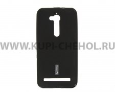 Чехол-накладка ASUS ZenFone Go ZB500KL Cherry чёрный