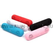 Колонка Bluetooth BT808E 9015 чёрная
