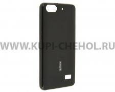 Чехол-накладка Huawei Ascend Honor 4C Cherry чёрный