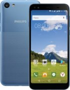 Телефон Philips S395 Light Blue