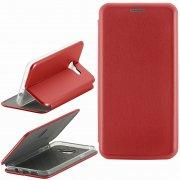 Чехол книжка Samsung Galaxy A5 (2016) A510 Fashion Case с визитницей красный