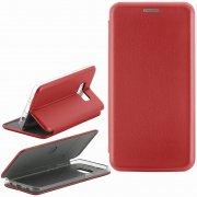Чехол книжка Samsung Galaxy S8 Plus Derbi Open Book-2 красный