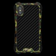 Чехол противоударный iPhone XS Max R-JUST Amira RJ-04 Green